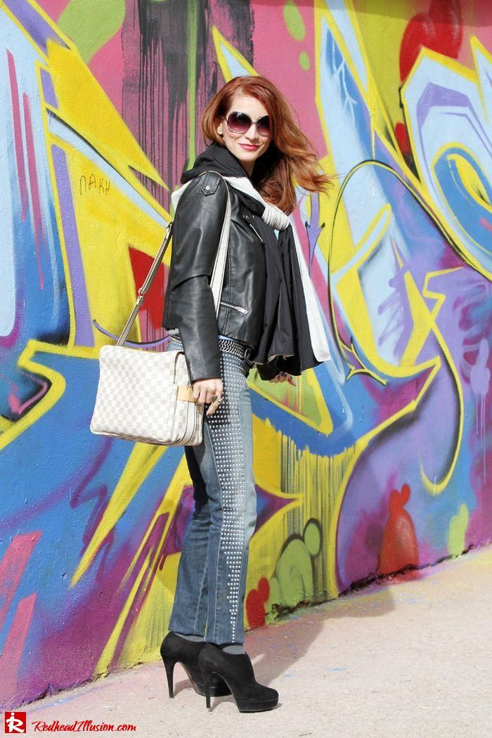Redhead Illusion - Fashion Blog by Menia - Rock 'N  Walk-03
