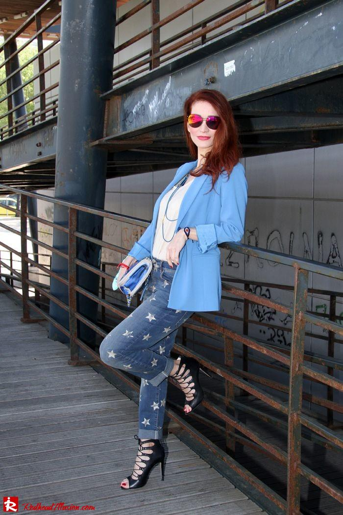 Redhead Illusion - Counting the stars - boyfriend jeans-10