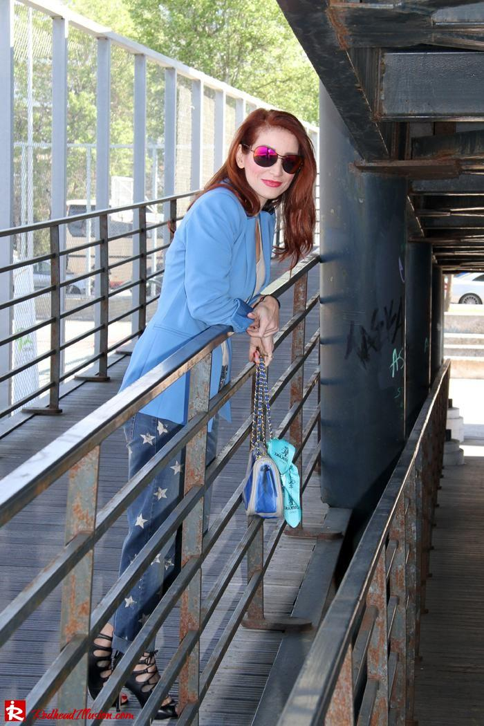 Redhead Illusion - Counting the stars - boyfriend jeans-11