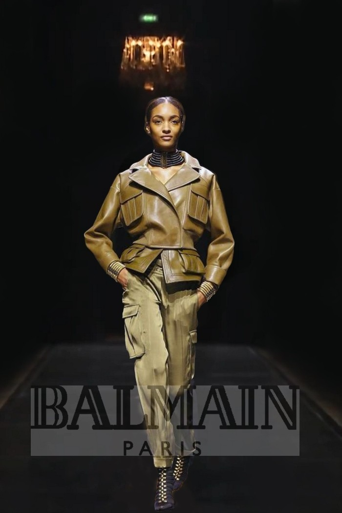 Balmain Autumn-Winter 2014