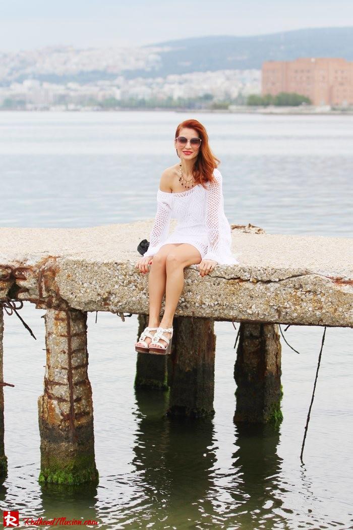 Redhead Illusion - Daydreaming - Crochet dress-04