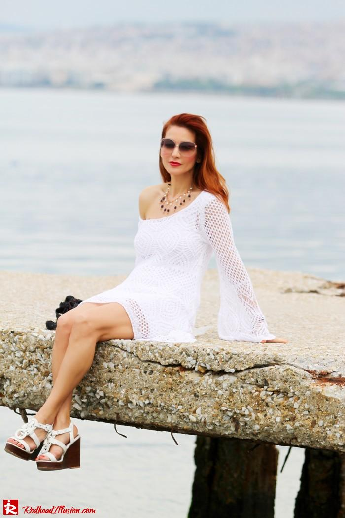 Redhead Illusion - Daydreaming - Crochet dress-05