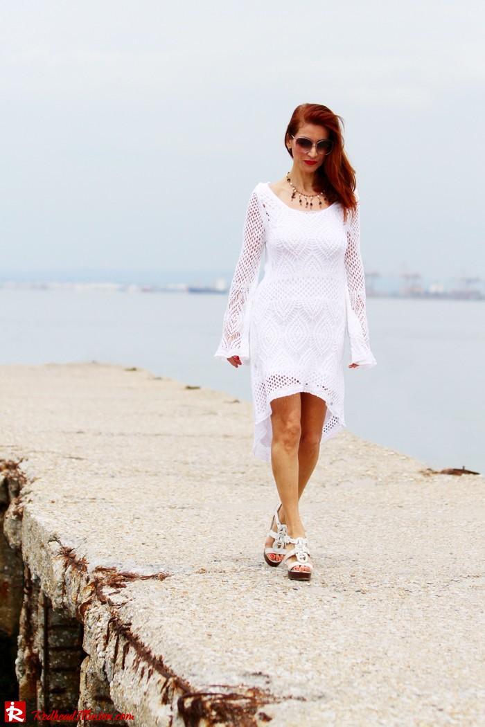 Redhead Illusion - Daydreaming - Crochet dress-07