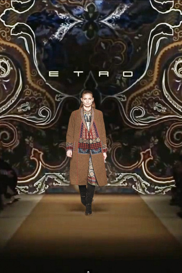 Etro Autumn-Winter 2014