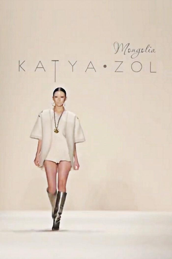 Katya Zol Φθινόπωρο-Χειμώνας 2014