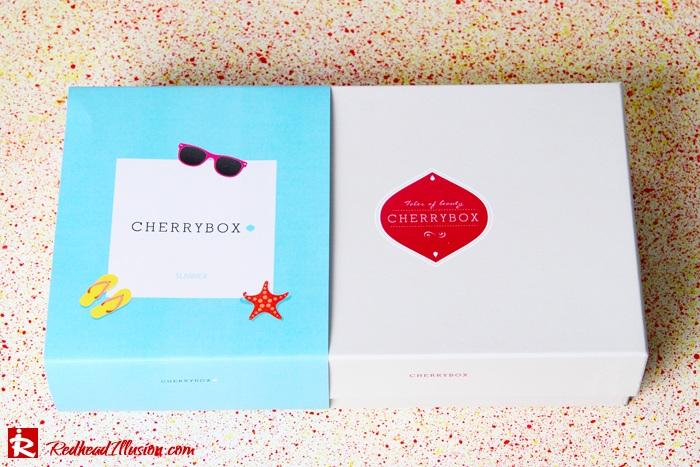 Redhead Illusion - Cherrybox summer-02