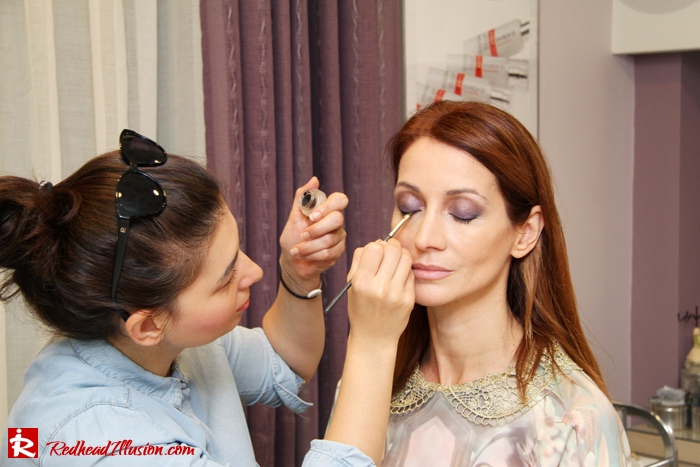 Redhead Illusion - Makeup time - Jane Iredale-03