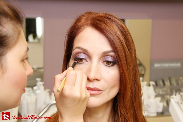 Redhead Illusion - Makeup time - Jane Iredale-04