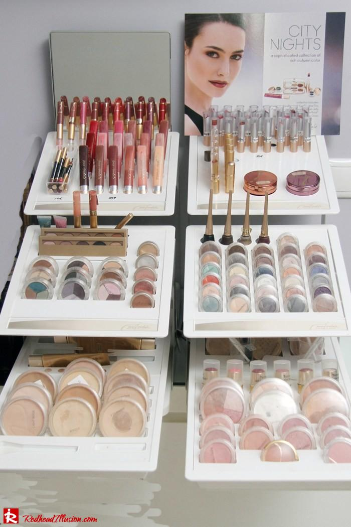 Redhead Illusion - Makeup time - Jane Iredale-09