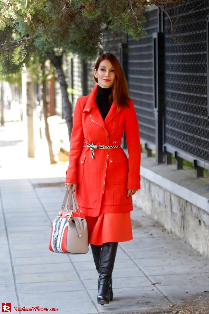 Redhead Illusion - Vitamin C - River Island Skirt - Karen Millen Coat-04