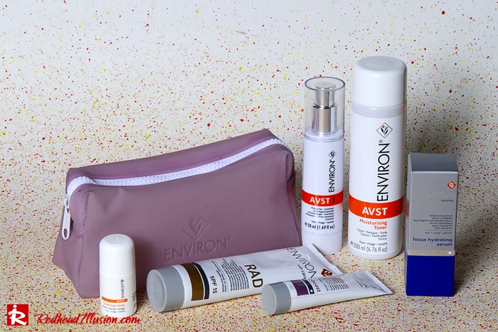 Redhead Ilusion - Beauty - Christmas present - Environ Skin Care-02