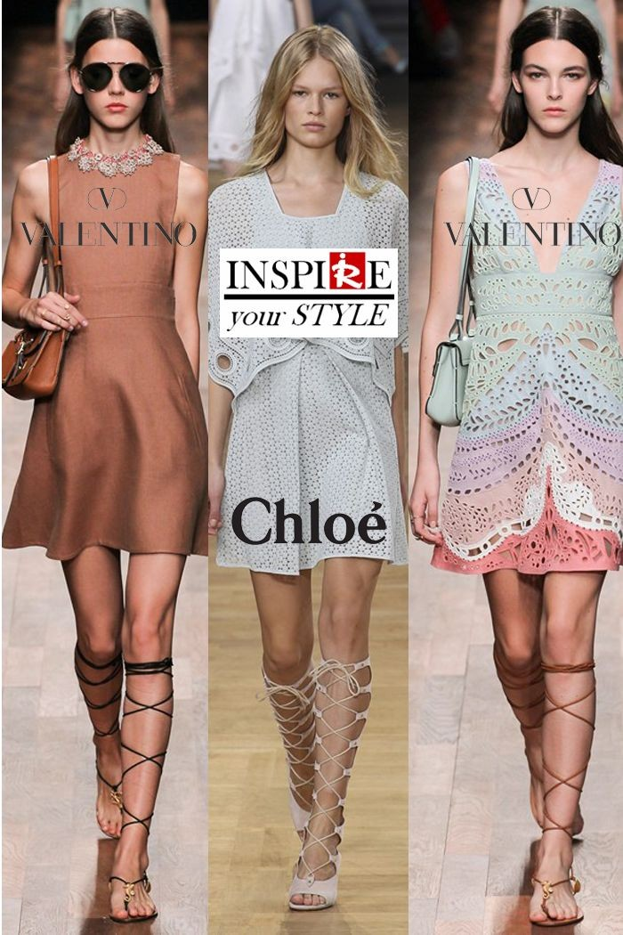 Inspire your style – Gladiator sandals for the summer!