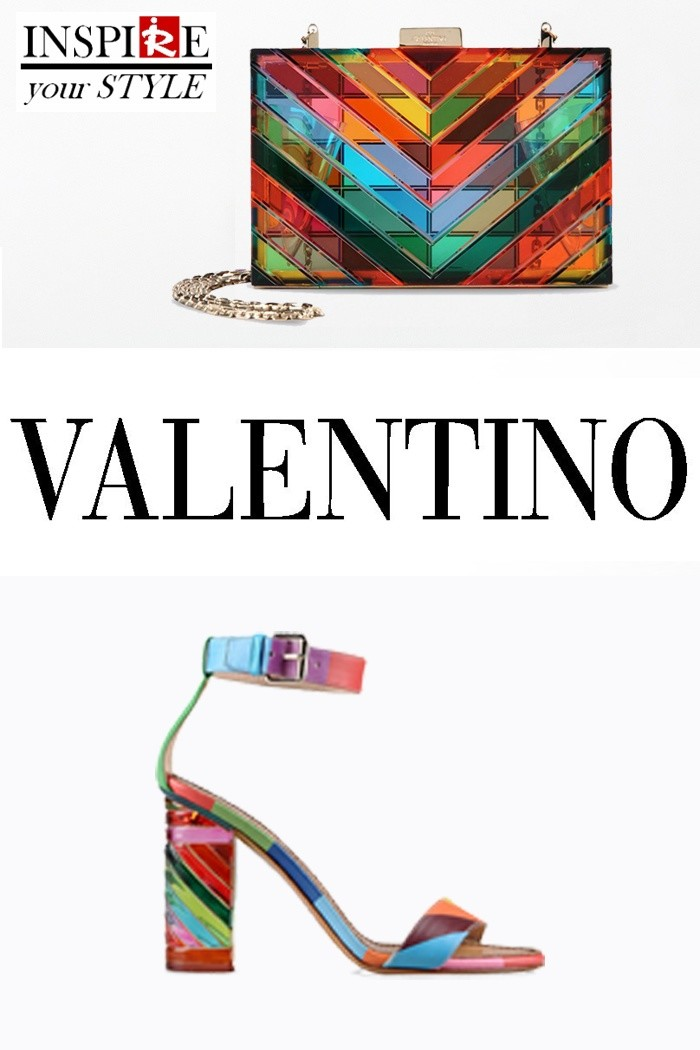 Redhead Illusion - Psychedelic Brilliance of Valentino - Inspire your style - Valentino 1973 Accessories-02