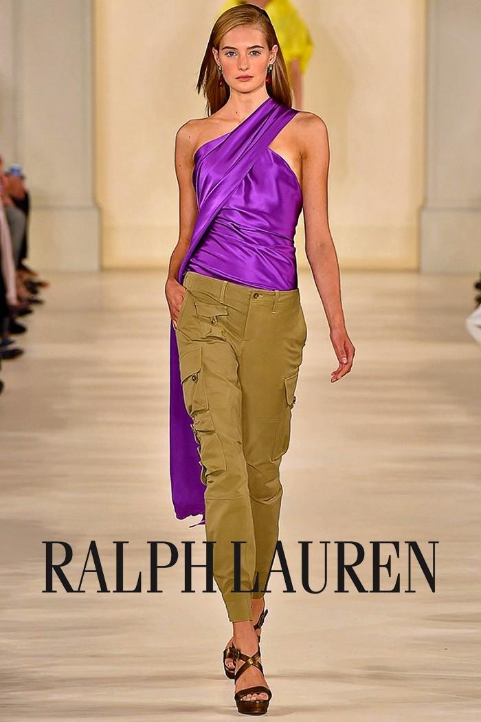 Ralph Lauren Spring-Summer 2015