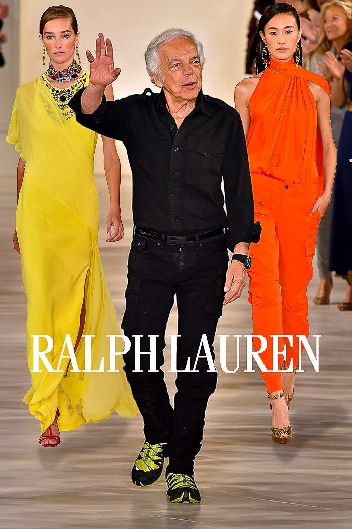 Redhead Illusion - Fashion Blog - Fashion Show Ralph Lauren Spring-Summer 2015-02