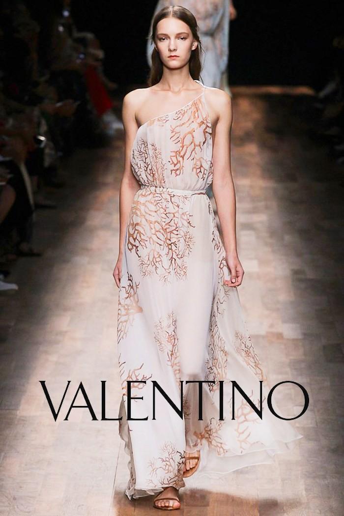 Valentino Άνοιξη-Καλοκαίρι 2015