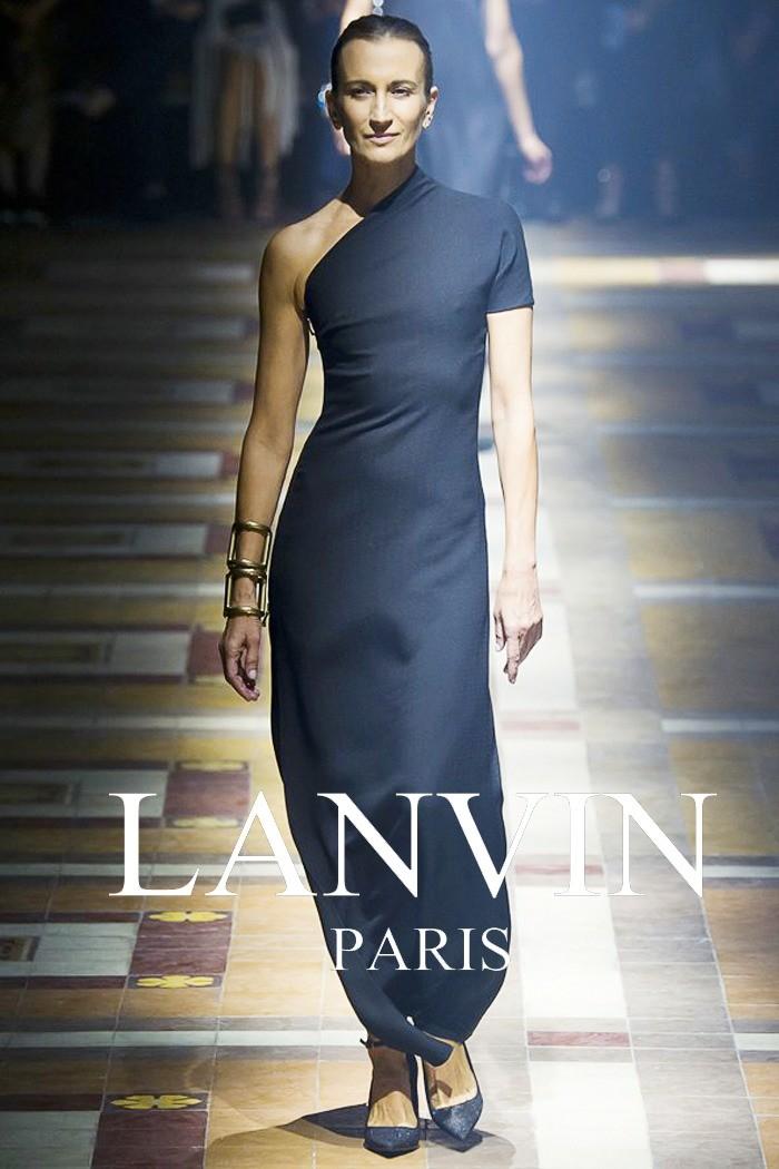 Redhead Illusion - Fashion Blog - Fashion Show Lanvin Spring-Summer 2015-02