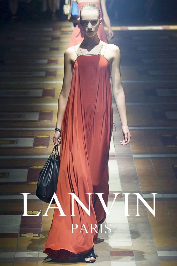 Redhead Illusion - Fashion Blog - Fashion Show Lanvin Spring-Summer 2015-03
