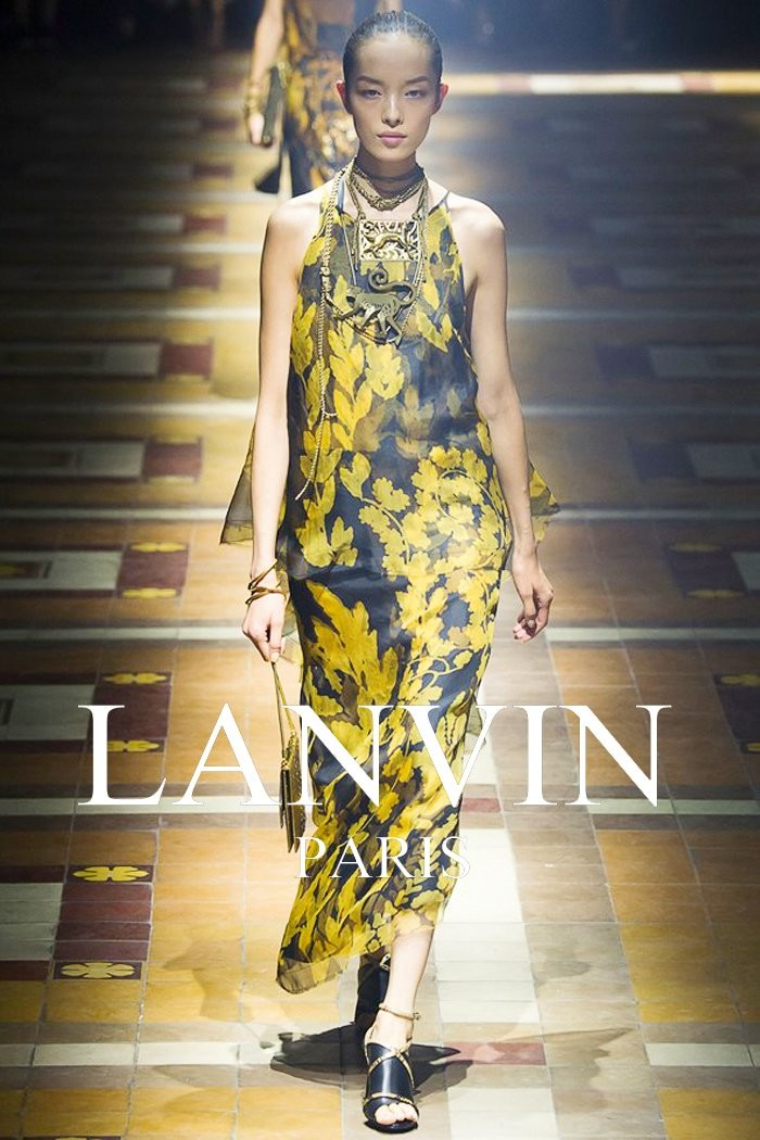 Redhead Illusion - Fashion Blog - Fashion Show Lanvin Spring-Summer 2015-04