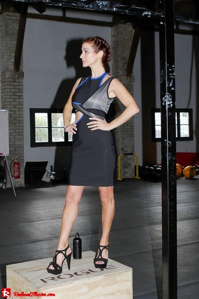 Redhead Illusion - Fashion Blog by Menia - Fashion gymaholic part 2! - Alexander Wang Sporty dress-03
