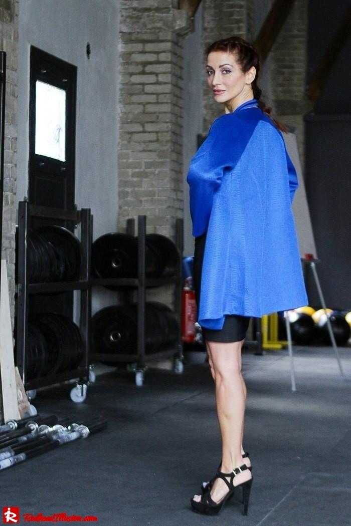 Redhead Illusion - Fashion Blog by Menia - Fashion gymaholic part 2! - Alexander Wang Sporty dress-08