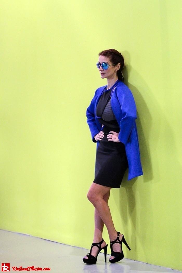 Redhead Illusion - Fashion Blog by Menia - Fashion gymaholic part 2! - Alexander Wang Sporty dress-09
