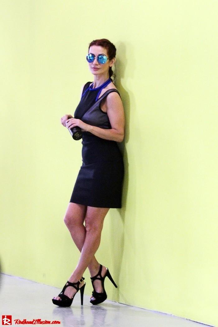 Redhead Illusion - Fashion Blog by Menia - Fashion gymaholic part 2! - Alexander Wang Sporty dress-16