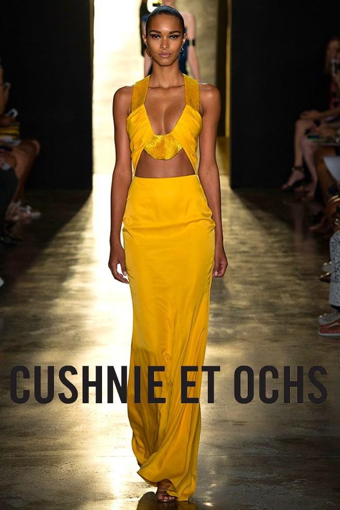 Cushnie Et Ochs Άνοιξη-Καλοκαίρι 2015