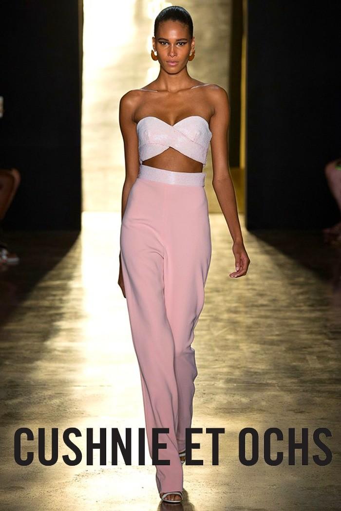 Redhead Illusion - Fashion Blog - Fashion Show Cushnie Et Ochs Spring-Summer 2015-02