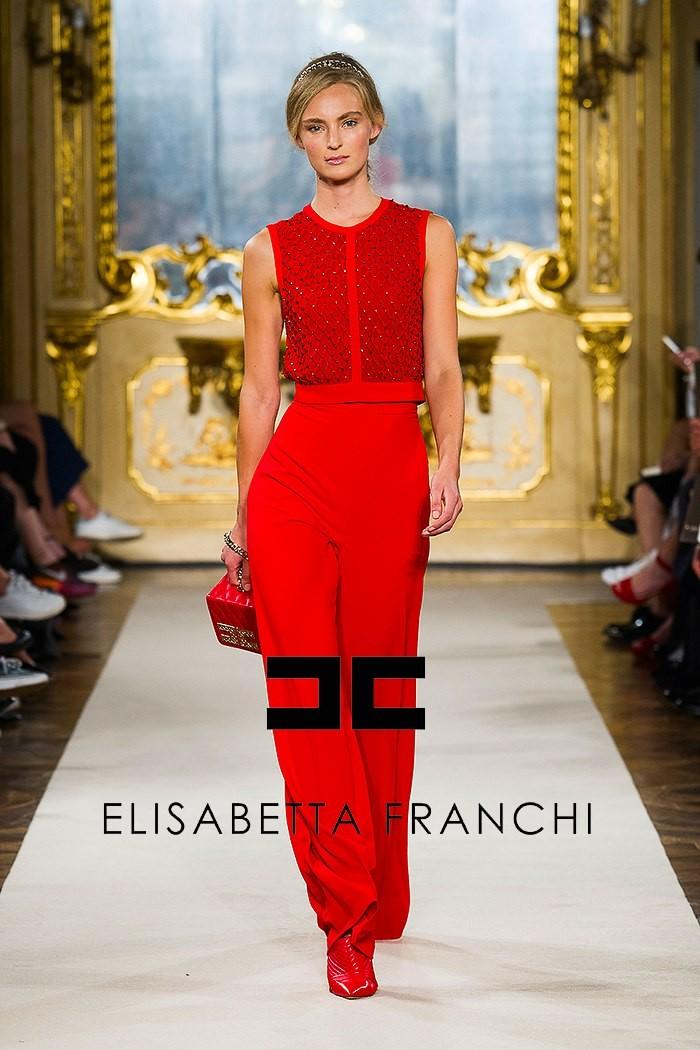 Elizabetta Franchi Spring-Summer 2015
