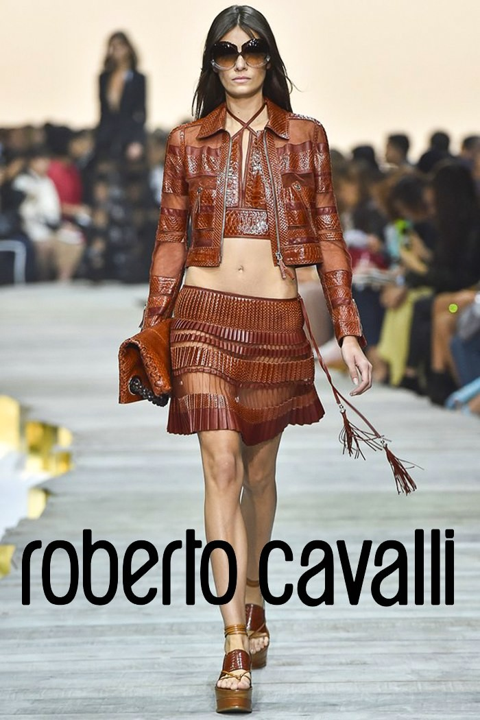 Redhead Illusion - Fashion Blog - Fashion Show Roberto Cavalli Spring-Summer 2015-02