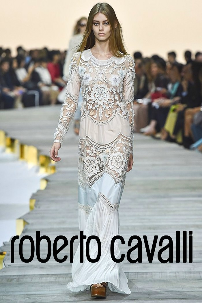 Redhead Illusion - Fashion Blog - Fashion Show Roberto Cavalli Spring-Summer 2015-03