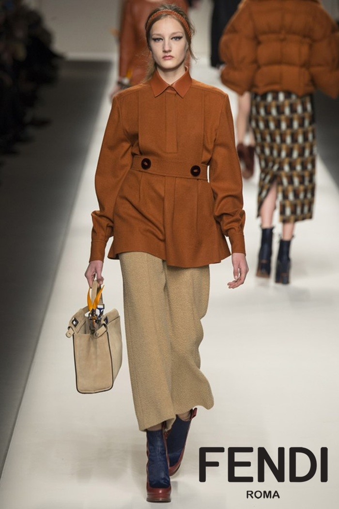 Redhead Illusion - Fashion Blog - Fashion Show Fendi - Fall-Winter-2015-04
