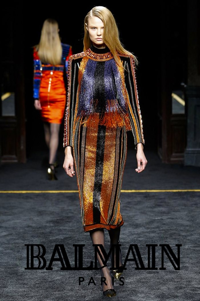 Balmain Autumn-Winter 2015