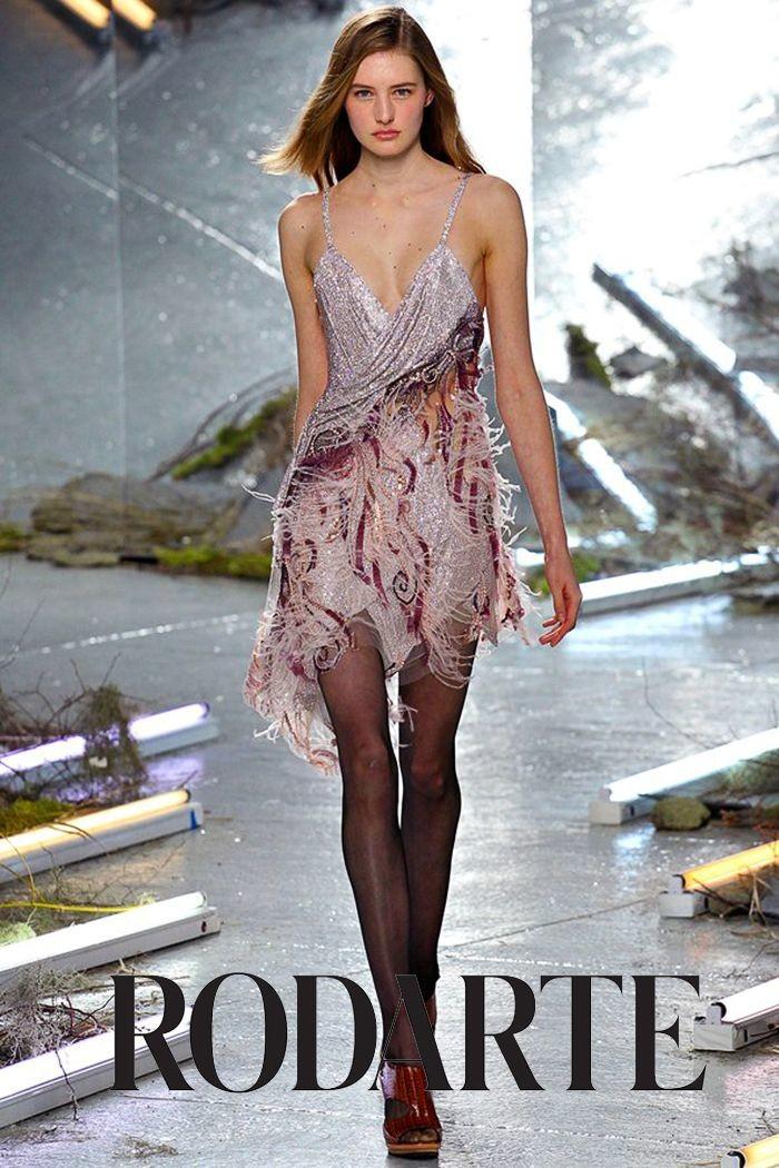 Redhead Illusion - Fashion Blog - Fashion Show - Rodarte Fall-Winter-2015-03