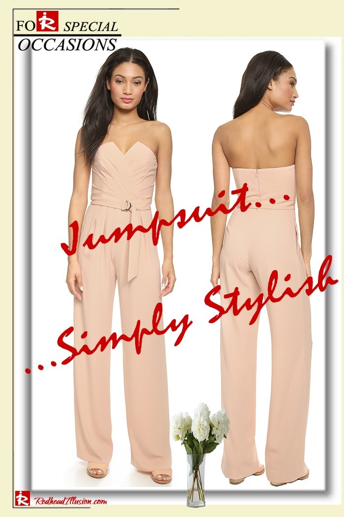 Redhead Illusion - Fashion Blog by Menia - Jumpsuit - An alternative suggestion-04