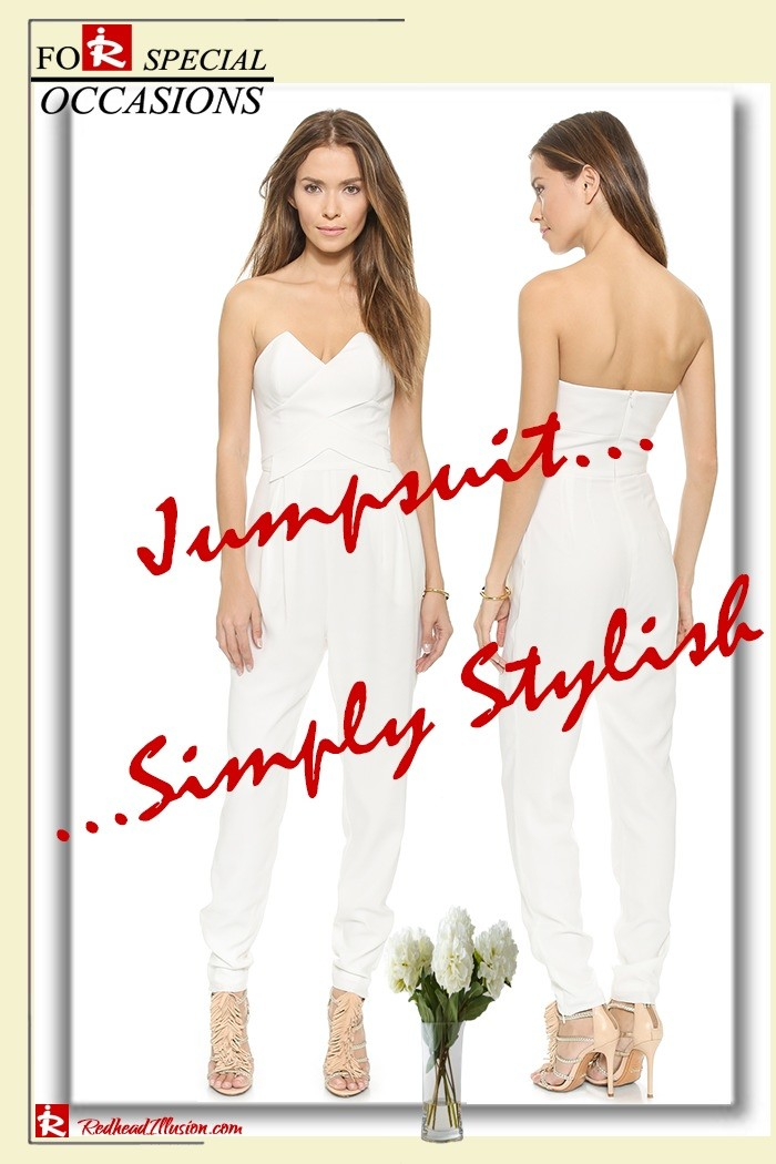 Redhead Illusion - Fashion Blog by Menia - Jumpsuit - An alternative suggestion-11