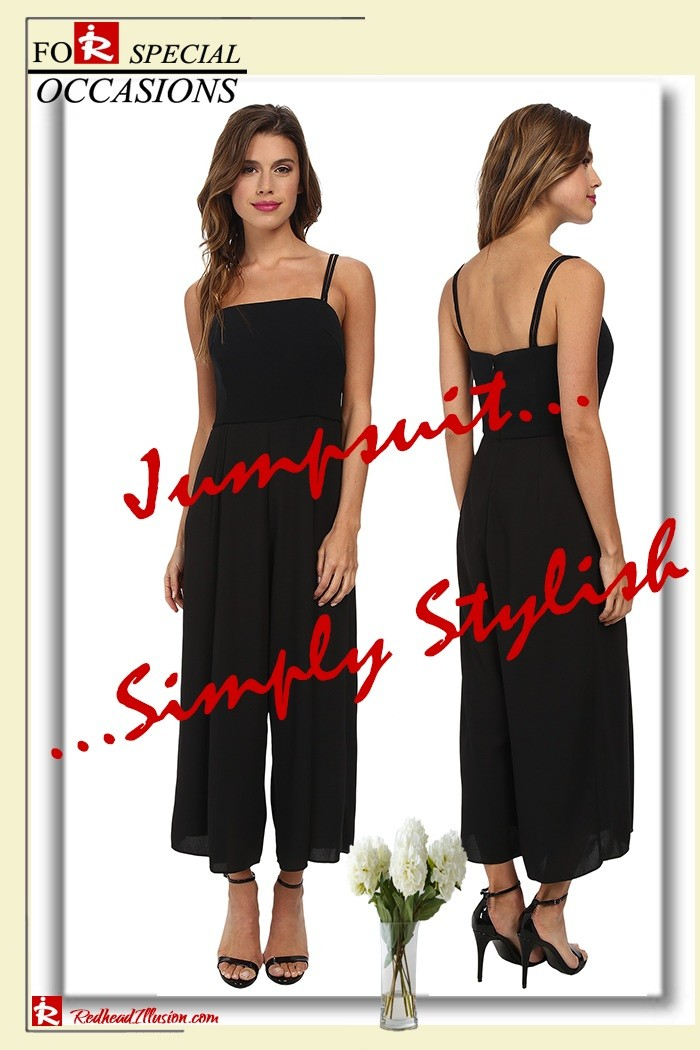 Redhead Illusion - Fashion Blog by Menia - Jumpsuit - An alternative suggestion-12