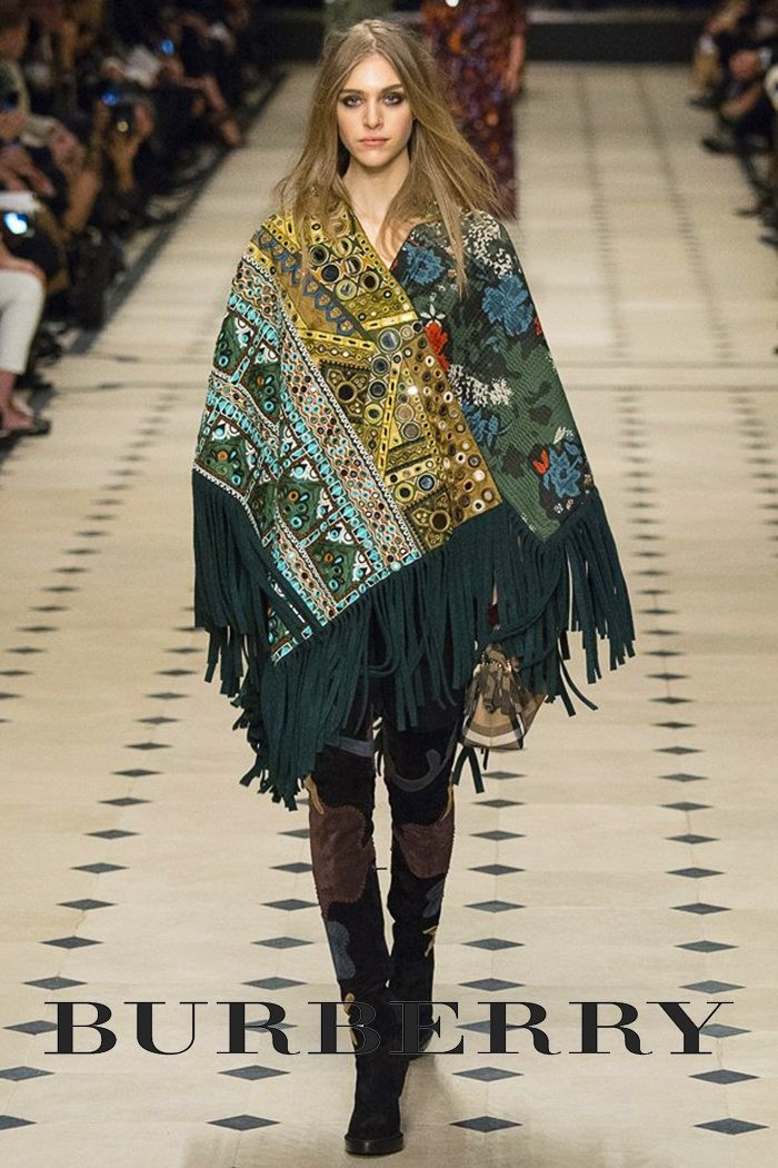 Burberry Autumn-Winter 2015