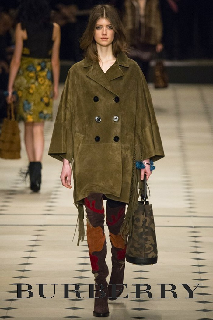Redhead Illusion - Fashion Blog - Fashion Show - Burberry - Fall-Winter-2015-03