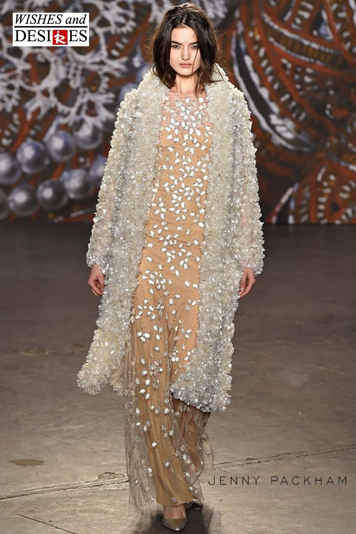 Redhead Illusion - Fashion Blog by Menia - Wishes and Desires - Dreamy Coats-06 - Jenny Packham FW15