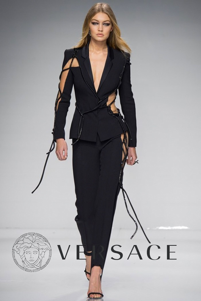 Redhead Illusion - Fashion Blog - Fashion Show - Atelier Versace - Spring-Summer 2016-03