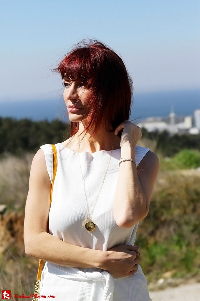 Redhead Illusion - Fashion Blog by Menia - Simplicity and Beauty with MadamLili - Ensemble Zara - Jewelry Madamlili-02
