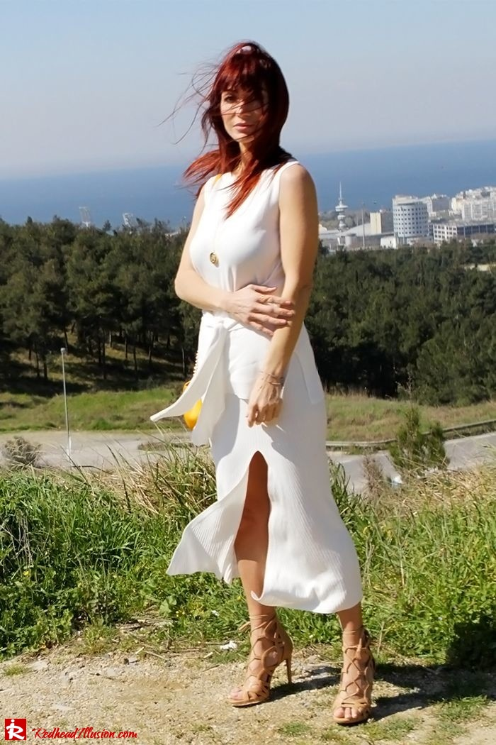 Redhead Illusion - Fashion Blog by Menia - Simplicity and Beauty with MadamLili - Ensemble Zara - Jewelry Madamlili-06