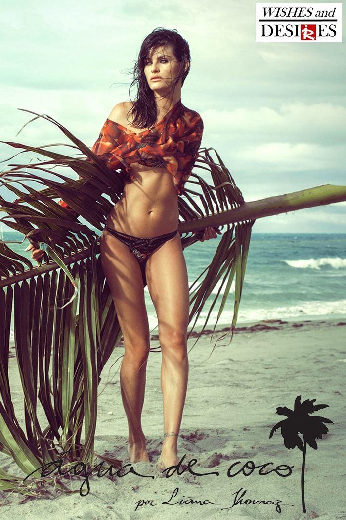 Redhead Illusion - Fashion Blog by Menia - Wishes and Desires - Agua de Coco SS16-09