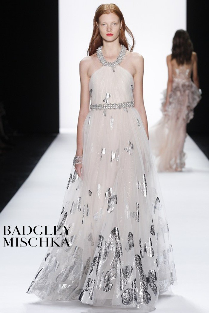 Redhead Illusion - Fashion Blog - Fashion Show Badgley Mischka - Spring-Summer 2016-07