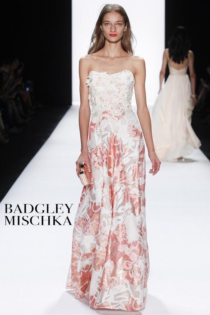 Redhead Illusion - Fashion Blog - Fashion Show Badgley Mischka - Spring-Summer 2016-08