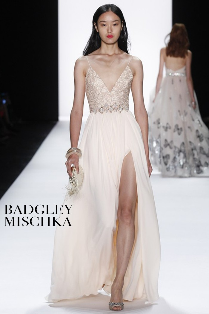 Redhead Illusion - Fashion Blog - Fashion Show Badgley Mischka - Spring-Summer 2016-09