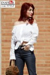 Redhead Illusion - Fashion Blog by Menia - Inspire your style - Off-the-shoulder-12