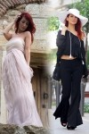 Redhead Illusion - Fashion Blog by Menia - Lately - May 29 - Ethereal Outfit - Hippie Style